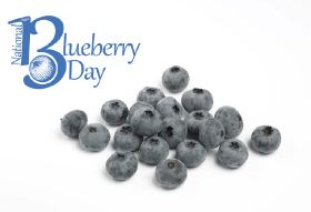 First-ever National Blueberry Day launches