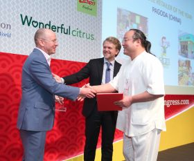 Asia Fruit Award winners unveiled