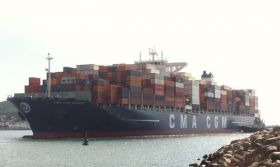 New ship cuts journey from Ecuador to China
