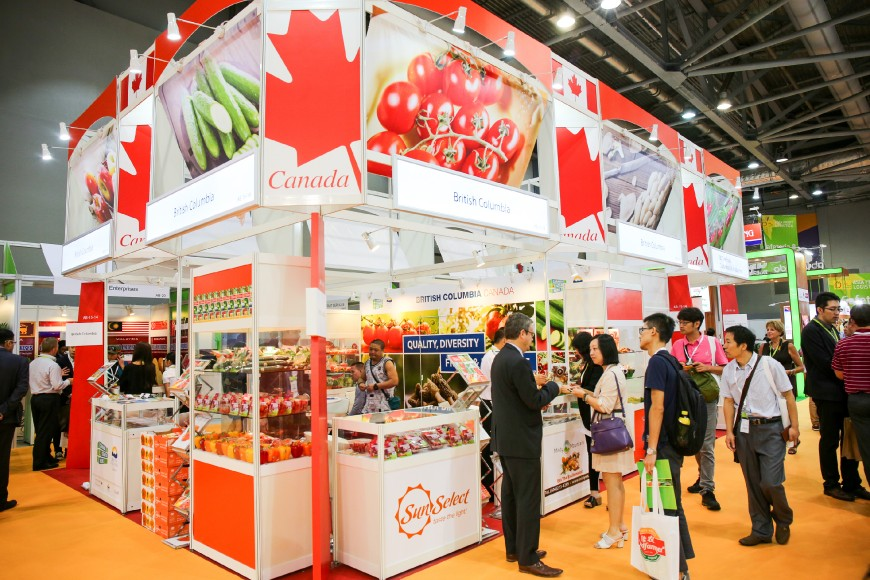 Asia Fruit Logistica: exhibitor perspectives