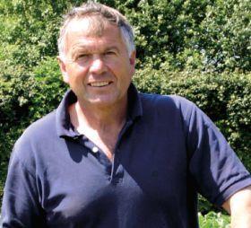 CBE for Peter Barfoot