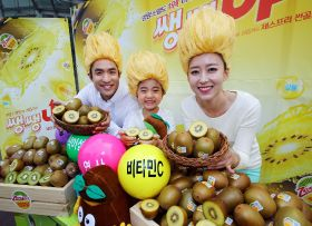 Zespri eyes sales growth in Korea