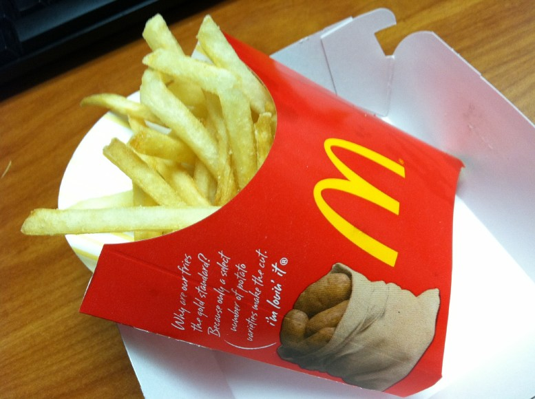 Mcdonald S In 9m Boost For Uk Potato Growers