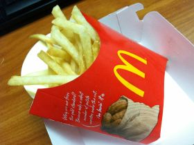 McDonald's in £9m boost for UK potato growers