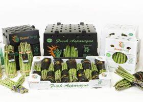 Asparagus pioneer celebrates milestone