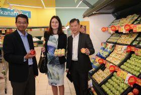 Tesco Malaysia promotes Aus produce
