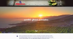 Website relaunch for Mission Produce