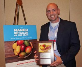 National Mango Board honours retailer