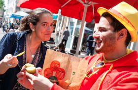 Zespri SunGold scoops German grocery award