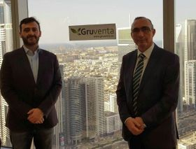 Gruventa opens Mideast sales office