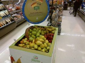 Export programmes a win for USA Pears