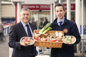 Mushroom supplier wins Tesco listing