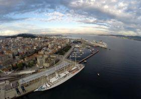 Spanish port strike averted