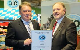 Rewe backs Bavaria organics label