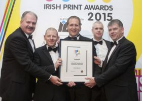 Smurfit Kappa lands awards treble