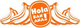 Hola Banana logo