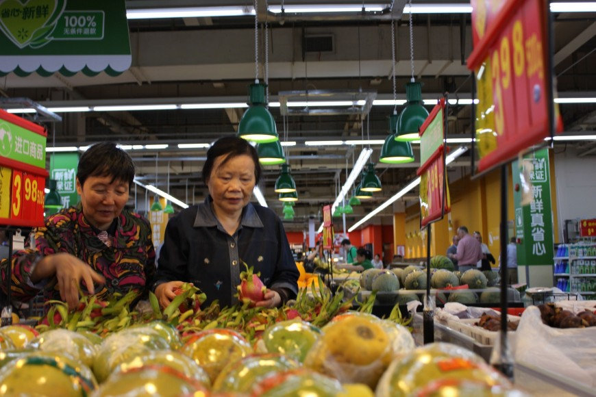 Chinese consumers favour taste over price of imports