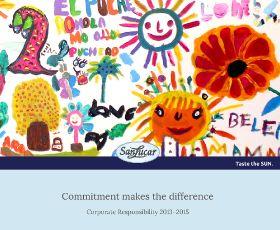 SanLucar sets out CSR achievements and goals
