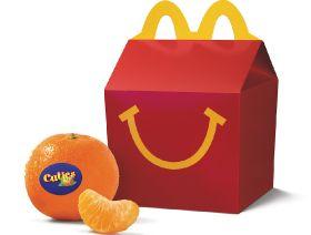 Cuties back on the McDonald's menu