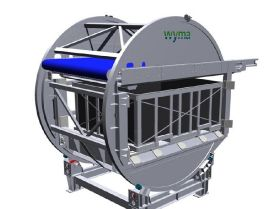 Wyma installs its largest bin tipper in Aus