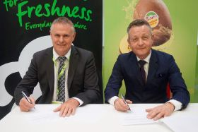 T&G to sell Zespri kiwifruit in Asia