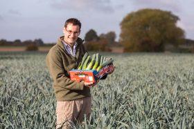 Leeks growers seek St David's Day tie-up