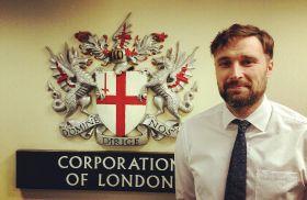 Spitalfields unveils new superintendent