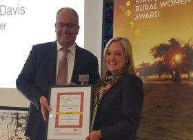 Robbie Davis named SA Rural Woman of the Year