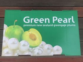 NZ greengage plums exported to China