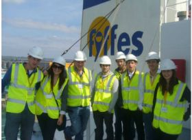 Fyffes attracts graduates in Dublin