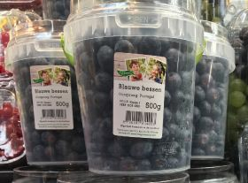 GBC2016: Blueberries steal the show