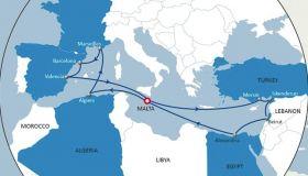 CMA CGM launches Mediterranean service