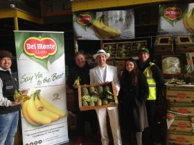 The Man From Del Monte returns