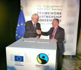 Sustainable deal for EC and Fairtrade