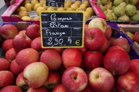 Frosts hit French topfruit volumes