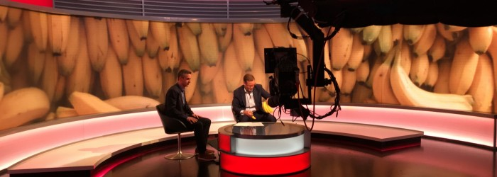 BBC World News bananas