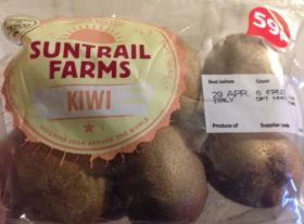 Kiwifruit prices hit low in Europe