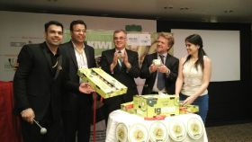 IGKiwi  launched at Fresh Produce India