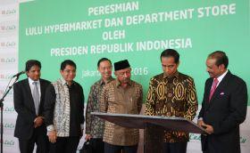 Lulu opens hypermarket in Indonesia