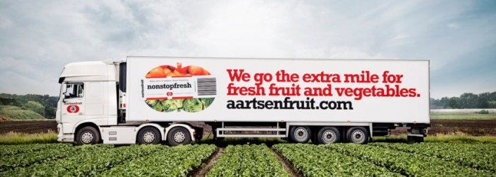New brand identity for Aartsenfruit