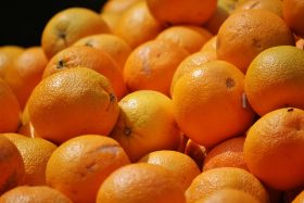 Global orange production takes a tumble