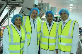 Wealmoor hosts visit from Biz minister