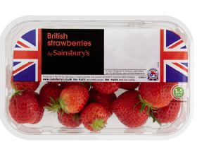 Strawberry shortage hits UK consumers