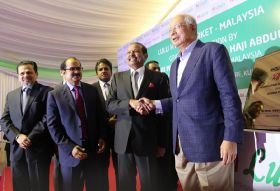 LuLu opens Malaysian hypermarket