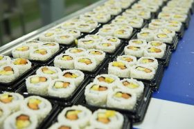 Move over sushi, it's all about 'frushi'