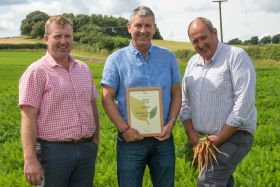 Glassford Hammond named Grower of the Year