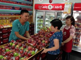 Strong January for Vietnam's fruit trade