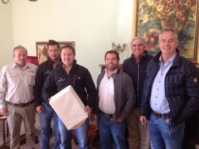 Capespan table grape grower bags award