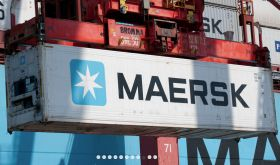 "Maersk making ""great progress"""