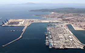 European port strike postponed